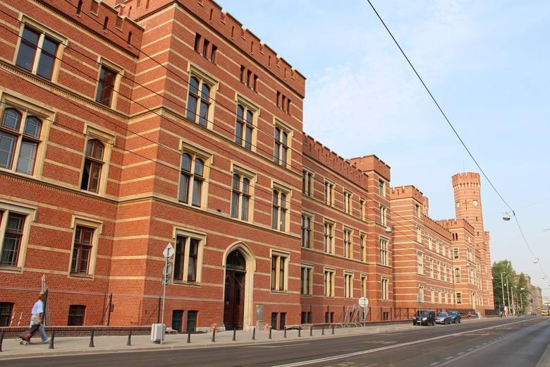 Sąd Okręgowy we Wrocławiu flickr/Fred Romero