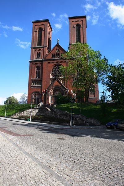 Czeladź kościół św Stanisława